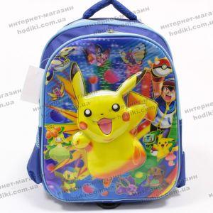 Рюкзак детский 3D Пикачу M (код 8296)