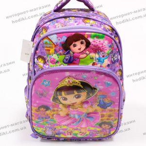 Рюкзак детский 3D Даша путешественниц M (код 8298)