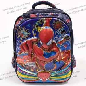 Рюкзак детский 3D Человек-паук M (код 8301)
