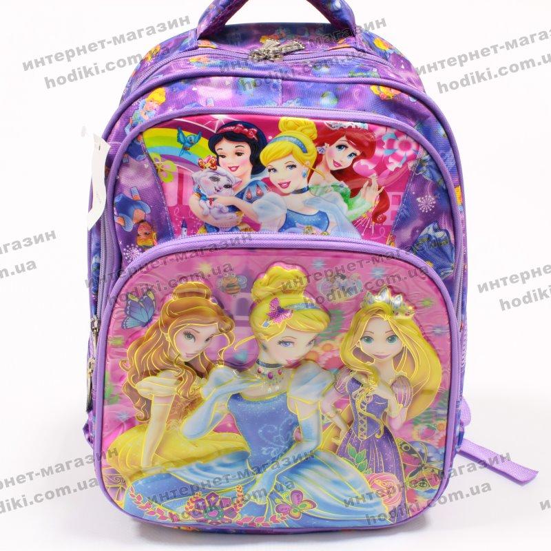Рюкзак детский 3D Принцессы Дисней M (код 8302)