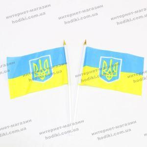 Флаг Украины 12шт/уп (код 8203)