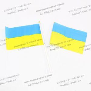Флаг Украины 12шт/уп (код 8204)