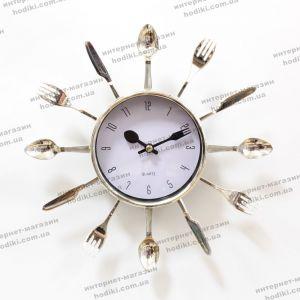 Настенные часы Вилки-Ложки (код 8751)