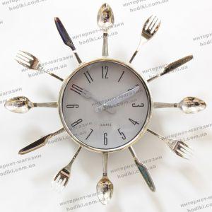 Настенные часы Вилки-Ложки (код 8750)