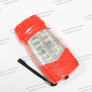 Фонарик 7588 3+6led Luxury (код 9418)