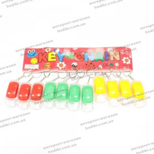 Брелок-светяшка машинка 19-4 12шт/уп (код 9494)