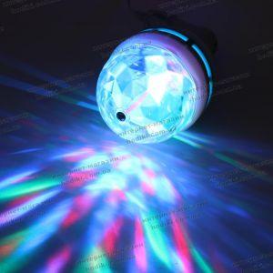 Лампа диско-шар  (код 9596)