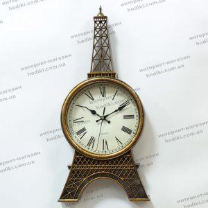 Настенные часы Эйфелева башня  (код 9885)