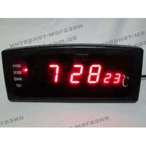 Электронные часы СХ-818 (код296)