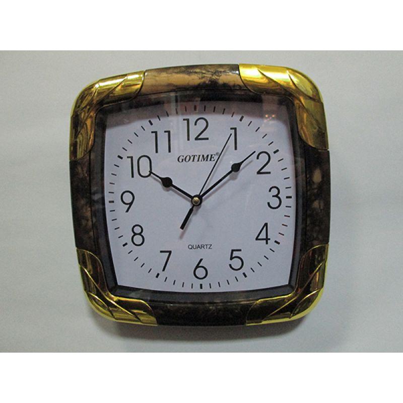 Часы настенные Gotime 8343 (код 106)