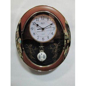 Часы настенные R&L 1038 (код 107)