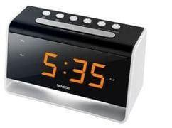 Купить часы будильник электронный
