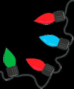 Электрические гирлянды оптом фото