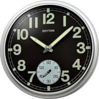 Настенные часы большого диаметра фото