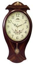 Часы с маятником на батарейке цена